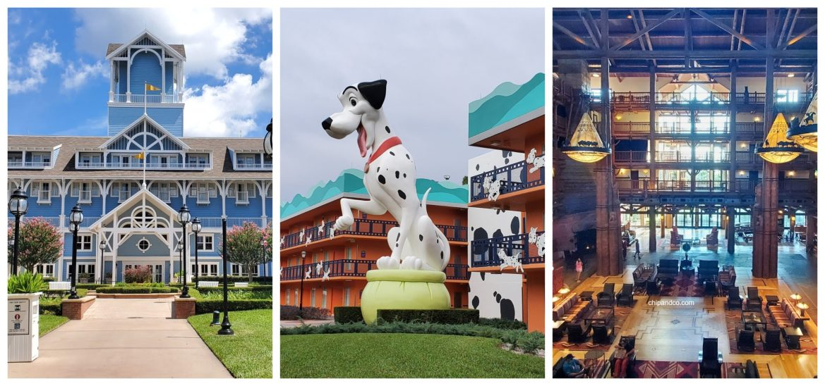 Disney's All-Star Movies, Beach Club and Wilderness Lodge Resorts Now Accepting Bookings