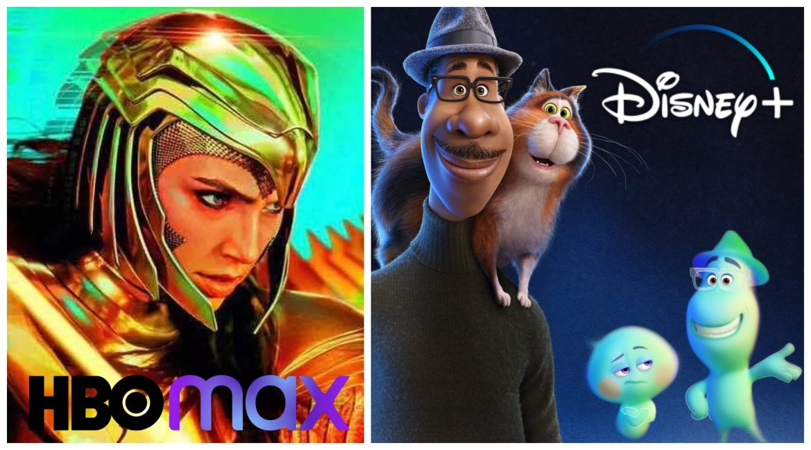 Disney+ Beats HBO Max in App Downloads for Christmas Day Releases