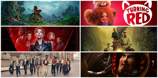 Updated Theatrical Release Schedule for Disney, Pixar, Marvel, Star Wars, 20th Century, and More! 1
