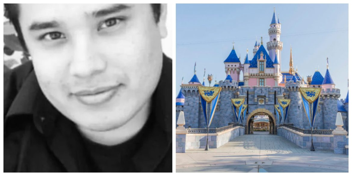 Disneyland Cast Members rally around Co-Worker who passed away from COVID