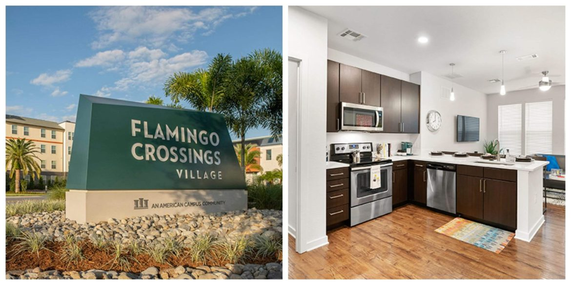 Flamingo Crossings Village Apartments Now Open to Cast Members