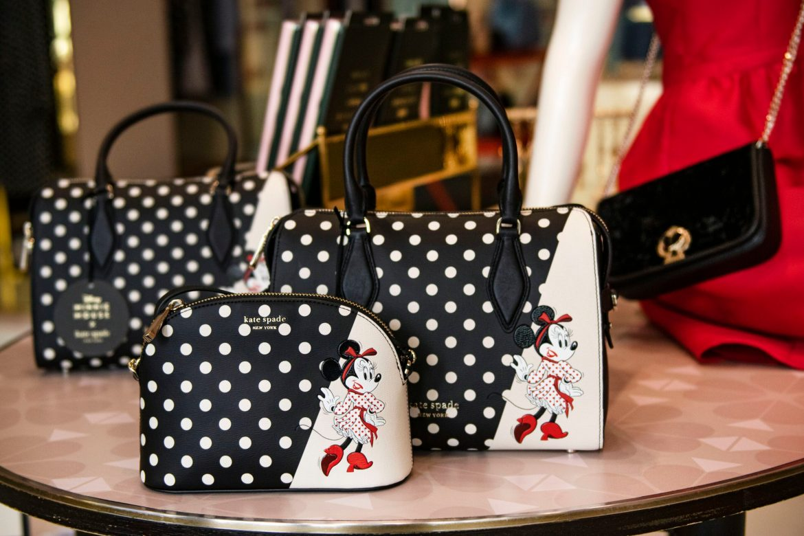 New Kate Spade Minnie Mouse Collection Exclusive To Disney Springs