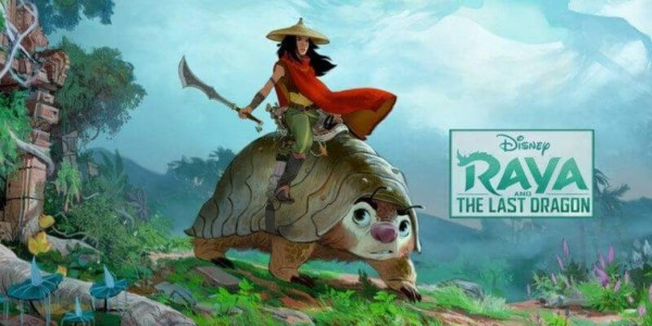 Raya and the Last Dragon coming to Theaters and Disney+ at the same time 2