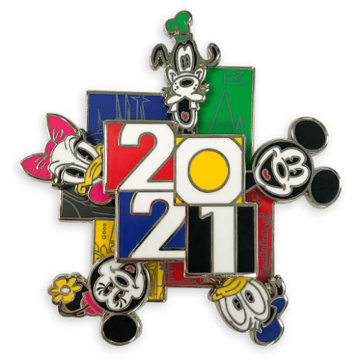 New Disney Parks 2021 Merchandise Has Made Its Vibrant Debut 3