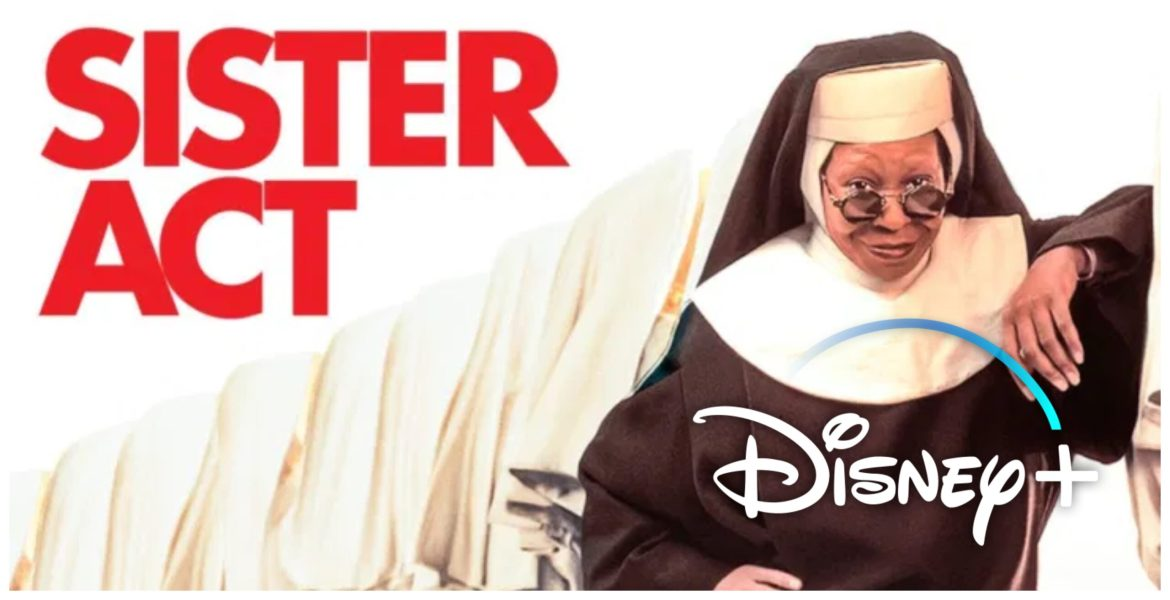 'Sister Act 3' Starring Whoopi Goldberg is Coming to Disney+