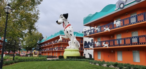 Disney's All Star Movies Resort Opening Pushed back to March 22nd 2