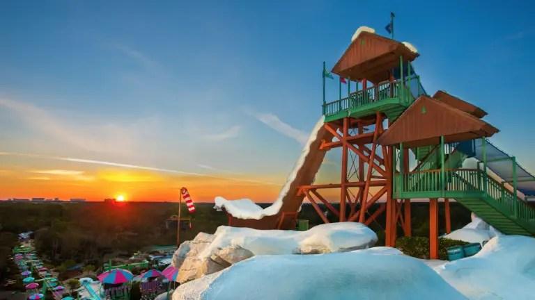 Disney's Blizzard Beach is Opening in March 2021
