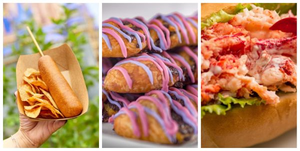 New and Returning Fan Favorite Food Items now available at the Magic Kingdom 1