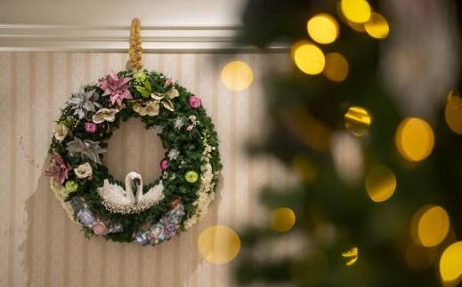 Walt Disney World Resort Hotels Celebrate the Holidays 4