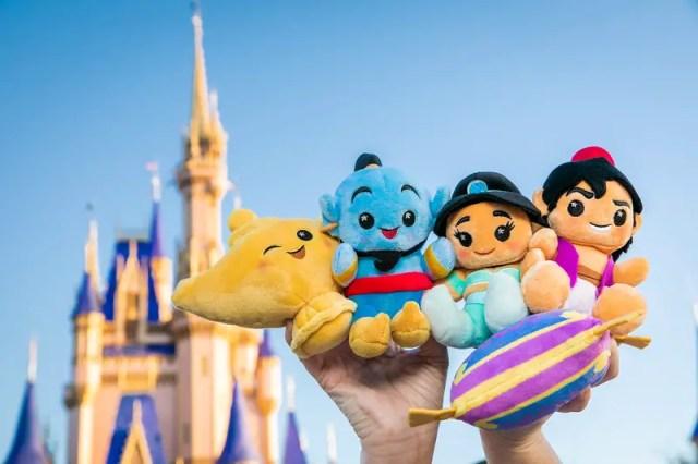 Aladdin Wishables Are A Wish Come True That Also Donates To Make-A-Wish 1