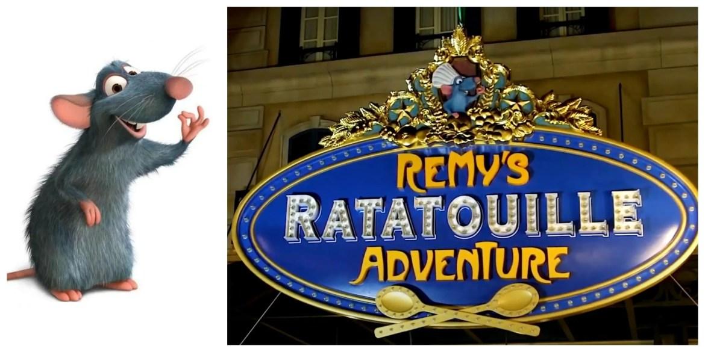 Disney World Annual Passholders get a Sneak Peek of Remy's Ratatouille Adventure