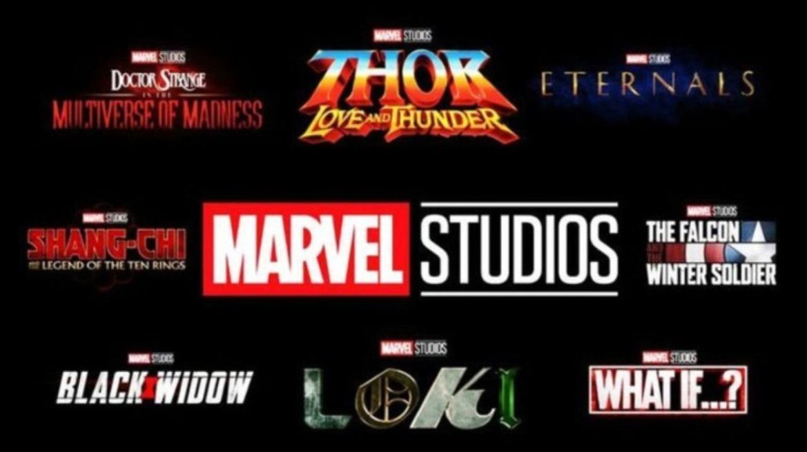 Complete List of Films and Series Featured in Phase 4 of the MCU