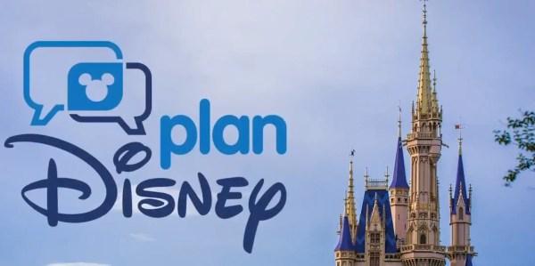 Plan Disney Logo