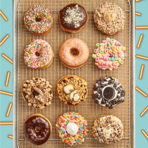 Everglazed Donuts & Cold Brew Opens today in Disney Springs! 1