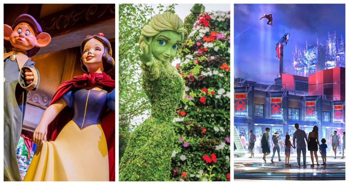 Find Out What is Coming to Disney Parks in 2021!