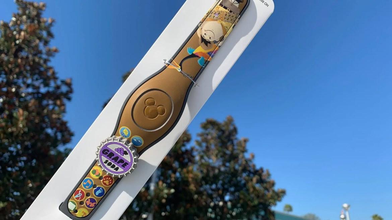 New UP MagicBand And Designer Mickey Ear Hat At Walt Disney World