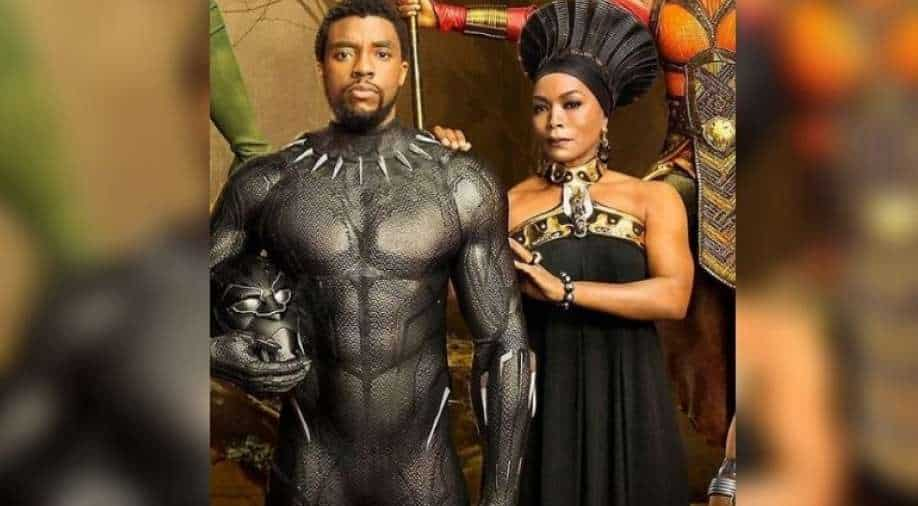 Angela Bassett Reacts to Marvel's Decision to Not Recast T'Challa in 'Black Panther 2'