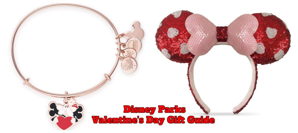 Disney Parks Valentine's Day Gift Guide