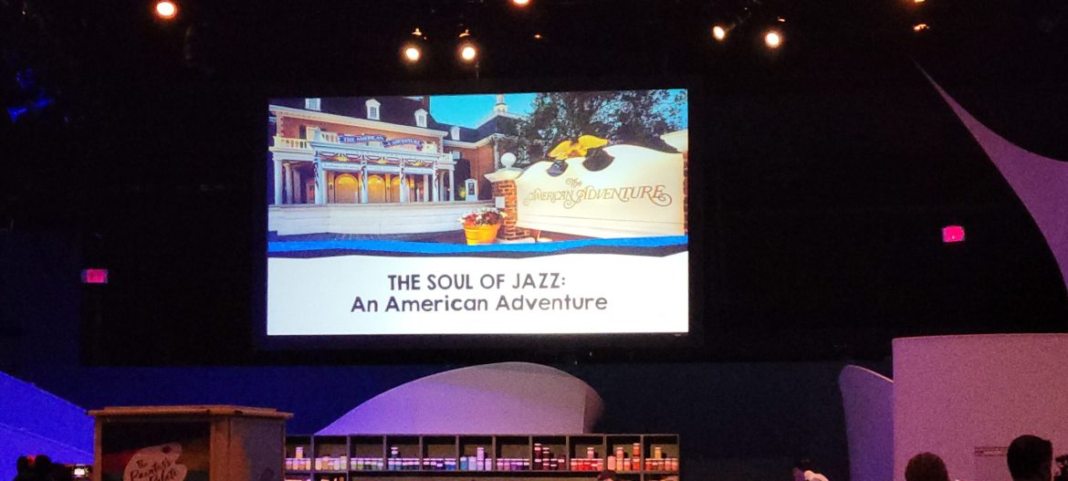 The Soul of Jazz: An American Adventure Coming to Epcot