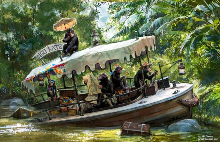 Disney is making MAJOR changes to Jungle Cruise at Disney World & Disneyland