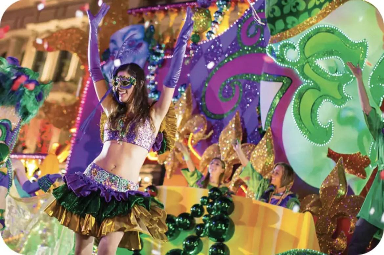 Mardi Gras Is Returning to Universal Orlando
