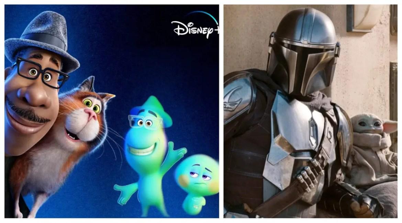Pixar's Soul beats out The Mandalorian for top streaming spot