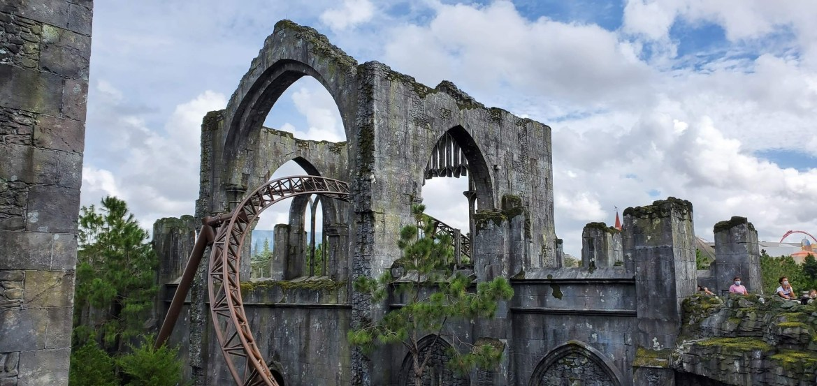 Universal Orlando's Accident & Injury Report for the 4th Quarter of 2020