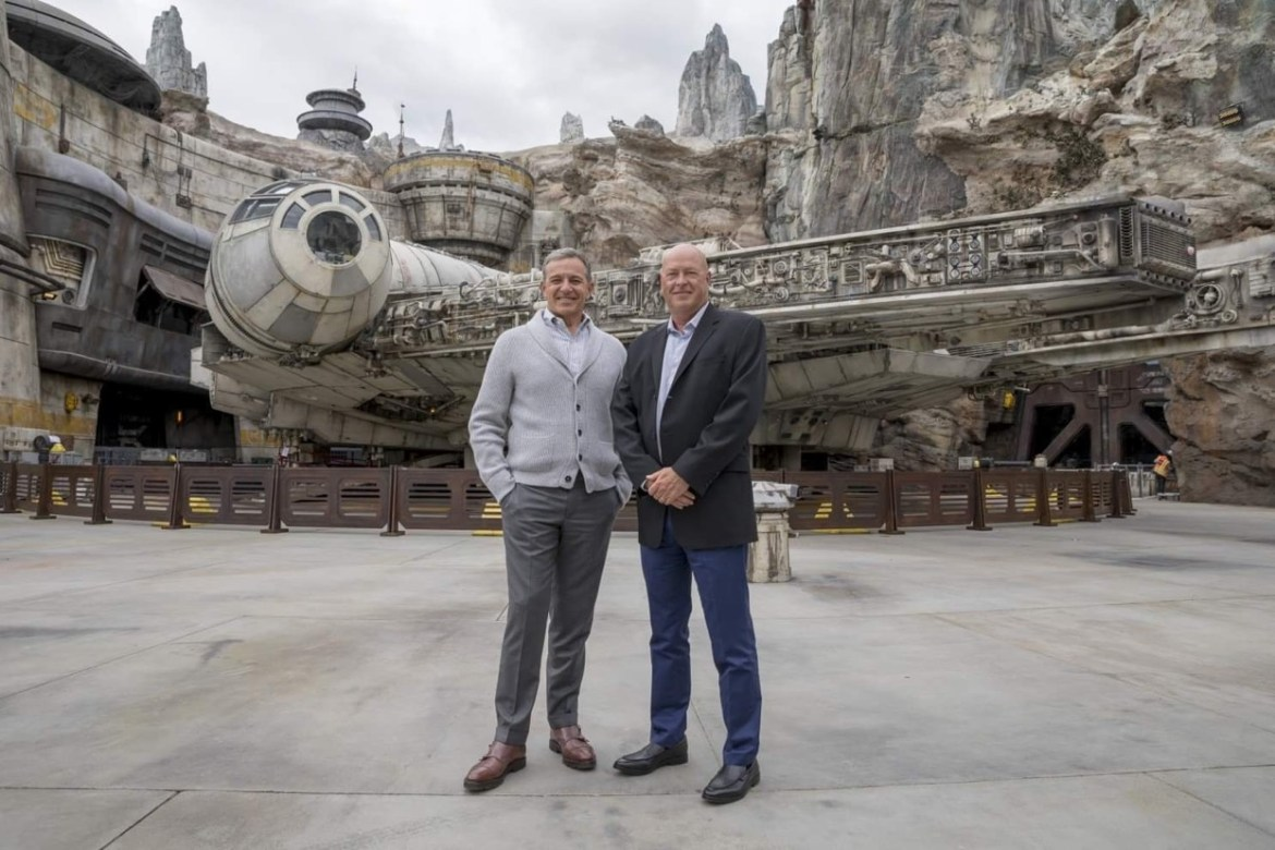 Bob Chapek & Bob Iger took big pay cuts in 2020 according to an earnings report