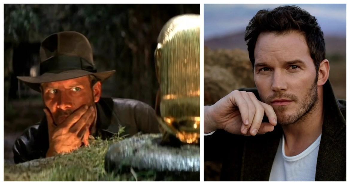 Is Chris Pratt Replacing Harrison Ford as Indiana Jones?