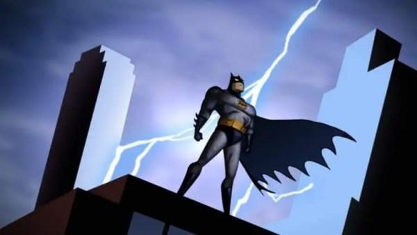 Batman Animated HBO Max