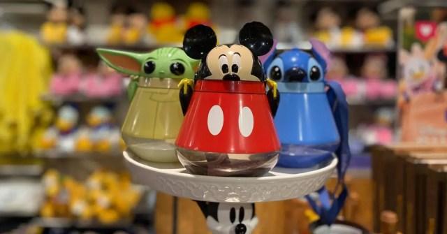 Disney Water Canteens