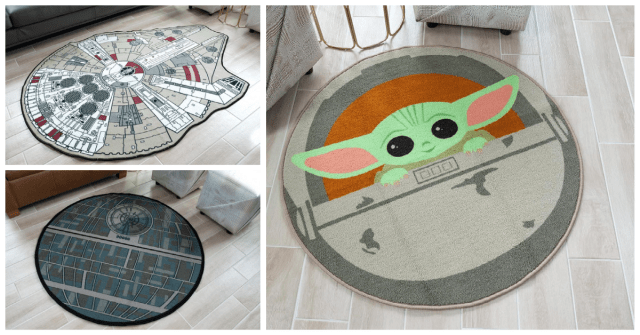 New Star Wars Area Rugs Are Strong With The Force 1