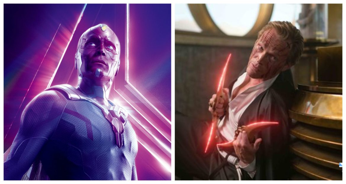 'WandaVision' Star Paul Bettany Wants to Return as Dryden Vos for New 'Star Wars' Projects