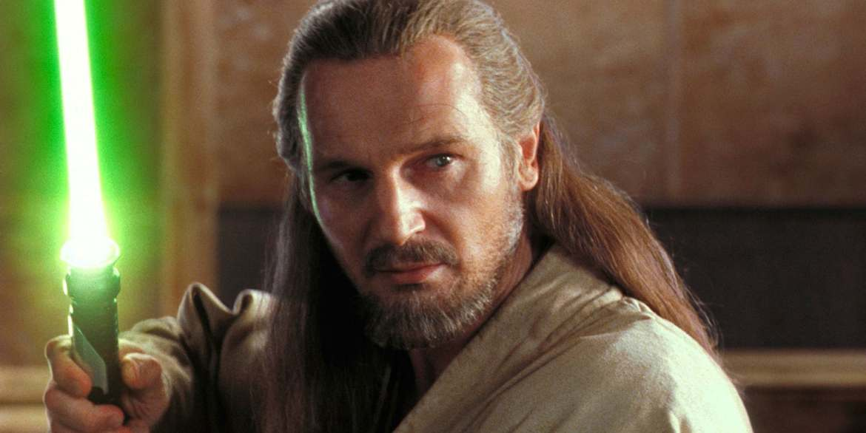 Liam Neeson Willing to Reprise his Role as Qui-Gon Jinn for the 'Obi-Wan Kenobi' Series