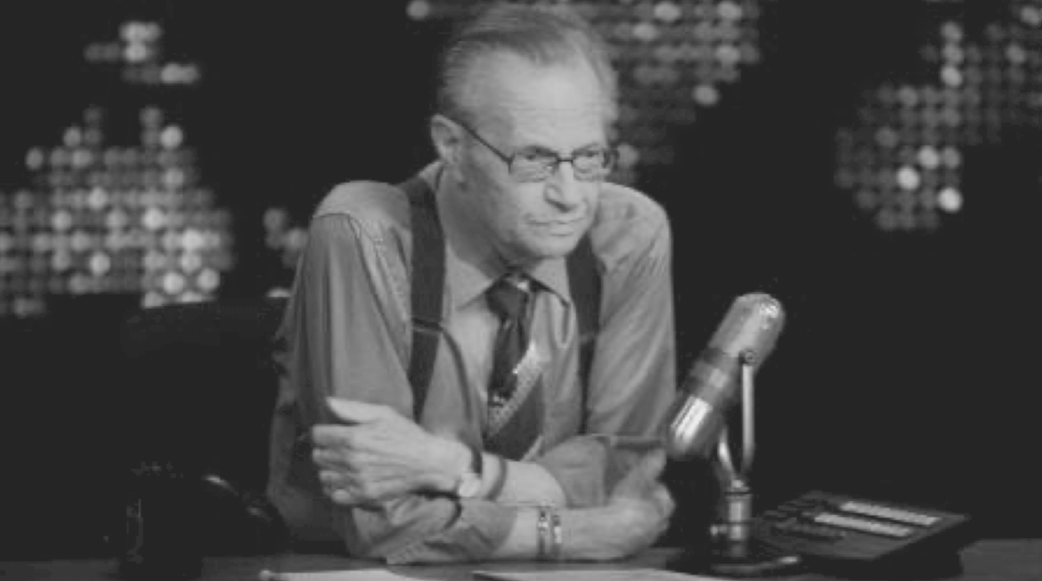 Iconic TV and Radio Host Larry King Has Passed Away at Age 87