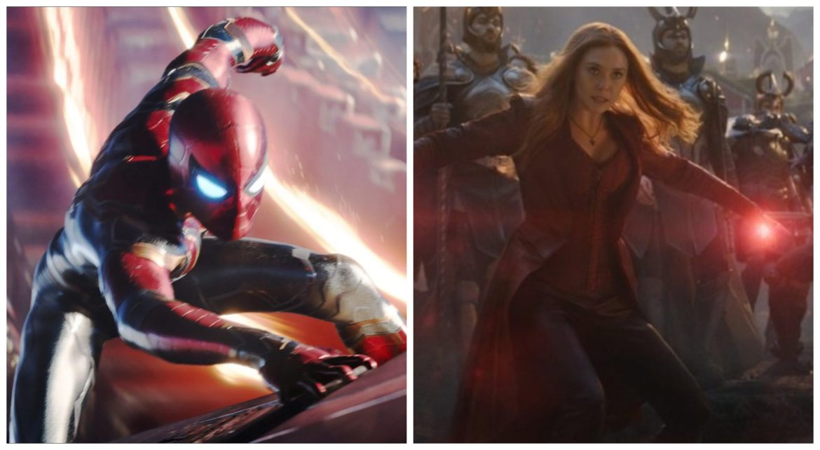 Elizabeth Olsen Joins the Cast of 'Spider-Man Homecoming 3' as Scarlet Witch