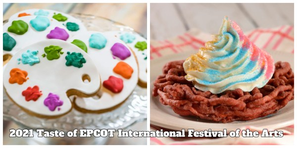First Look at the Food & Drinks Coming to the 2021 Taste of EPCOT International Festival of the Arts 1