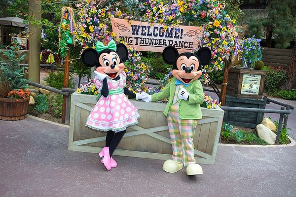 Could the California theme parks reopen as early as March?