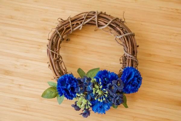 snow white wreath