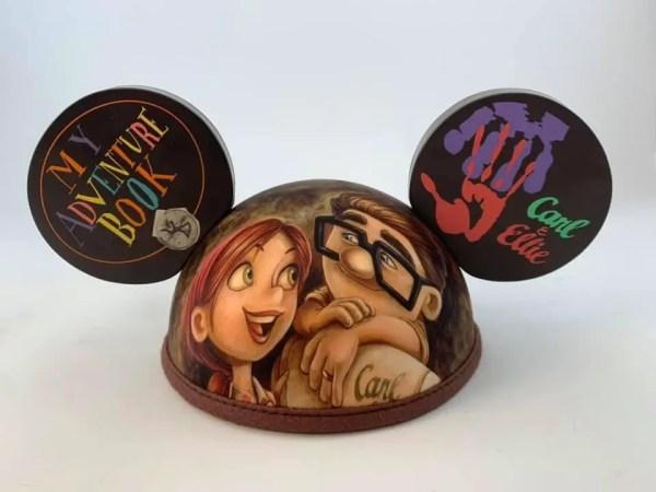 Up Disney Parks Designer Collection