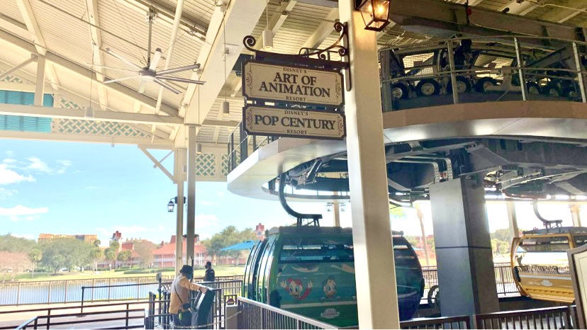 Disney Skyliner Will Be Close For Maintenance Tomorrow