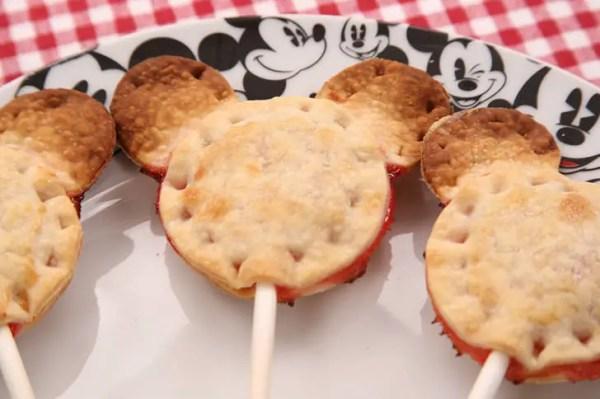 Mickey Pie Pops