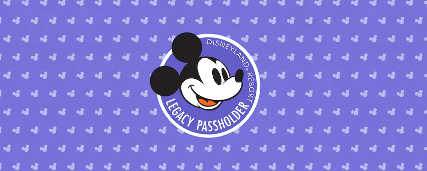 Disneyland Launching Magical Extras for Legacy Annual Passholders