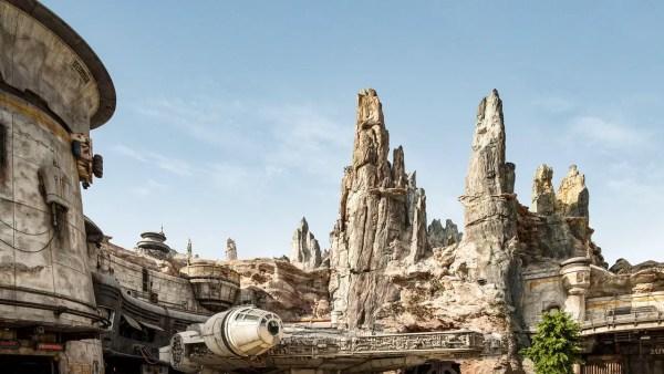 behind the magic star wars: galaxy's edge