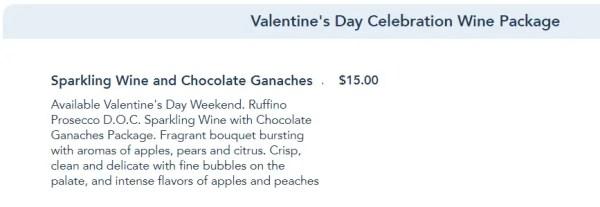 Valentines Celebration Package returns to select Disney World Resorts 1