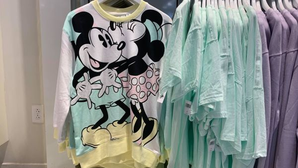 New Disney Parks Pastel Collection Now At WDW And On shopDisney 2