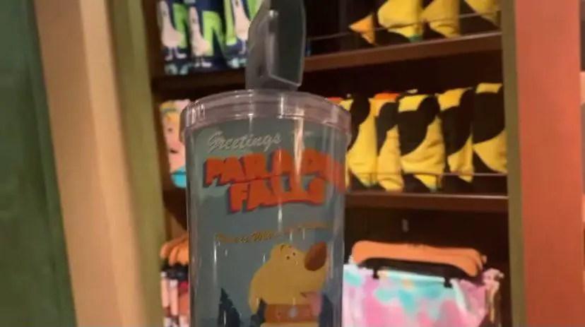 Pixar's UP Tumbler Flies Into Disney World