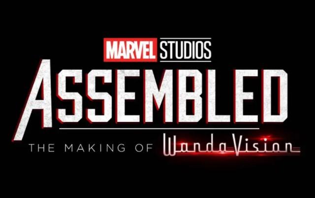 Marvel Studios Assembled Logo