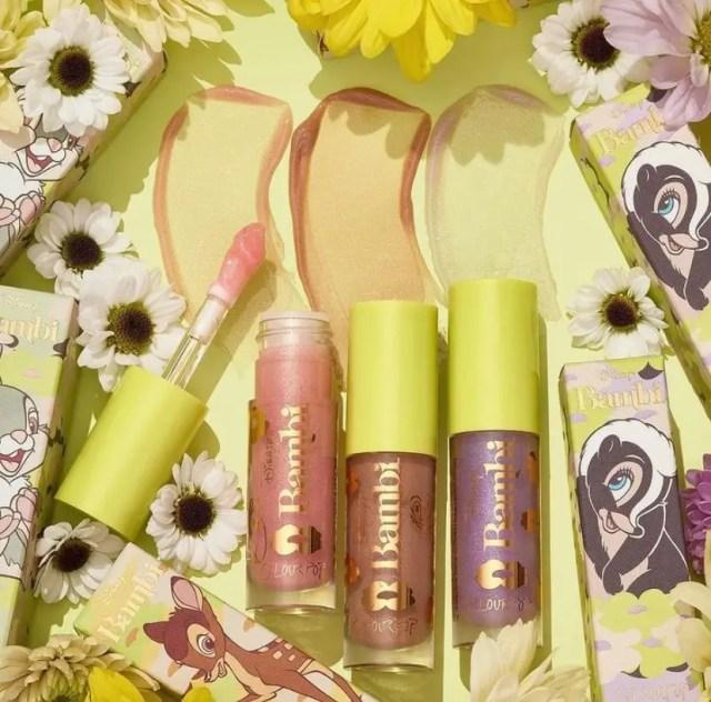 Colourpop Bambi Makeup Collection