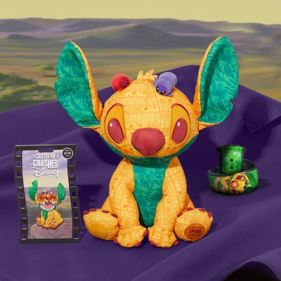 Lion King Stitch Crashes Disney